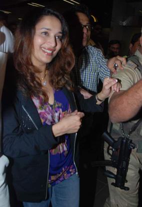 Madhuri Dixit Cute Look Photo