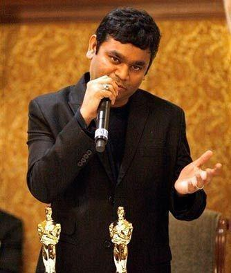 Oscar Winning Musician A R Rahman Photo