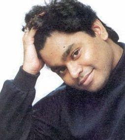 A R Rahman Cute Sweet face Look Still