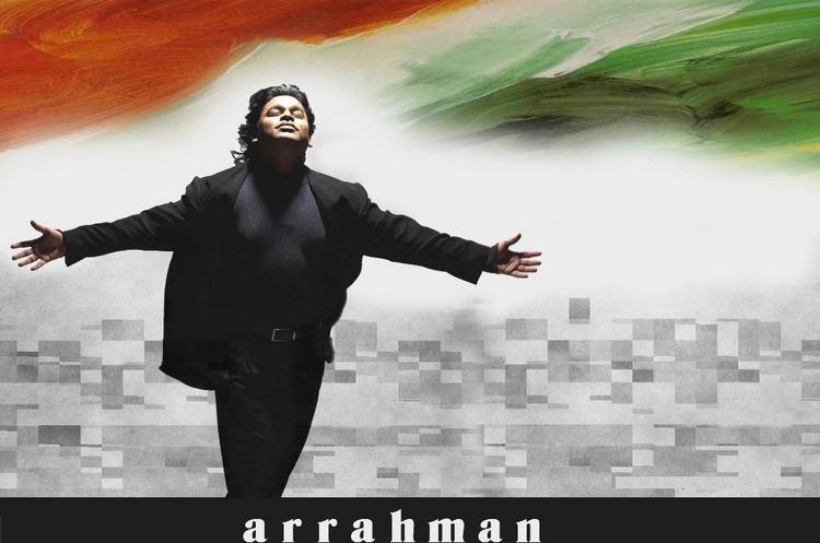 World Famous Musician A R Rahman Pic