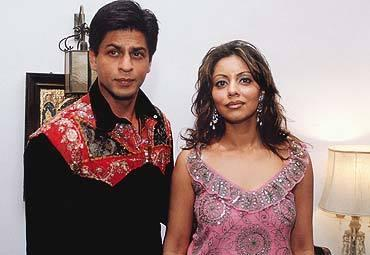 Best Jodi Shahrukh Khan and Gauri Khan Still