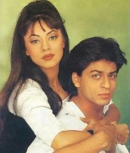 Gauri Khan and Srk Swetest Still