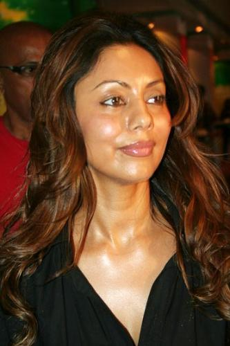 Gauri Khan At Manish Malhotra Fashion Show