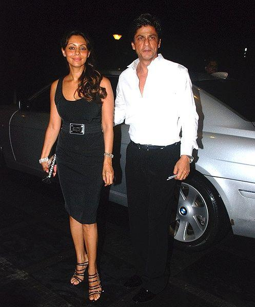 Latest Jodi Shah Rukh Khan and Gauri Still
