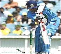Sachin Get Bold Out Pic