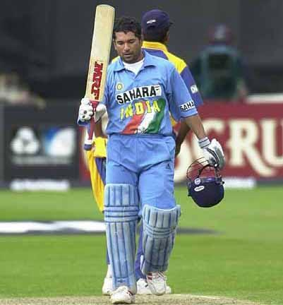 Sachin Live Out The Field