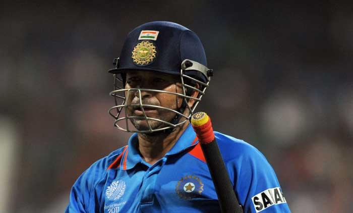 Sachin May Well Have Faced His Last World Cup Delivery