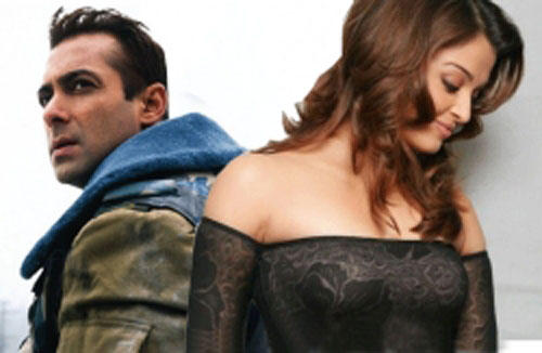 Salman And Aishwarya Rai Photo