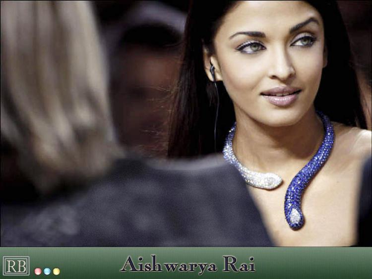 Aishwarya rai Awesome Look Wallpaper