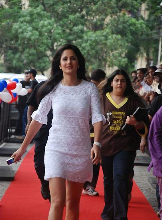 Katrina Kaif Walk On Red Carpet