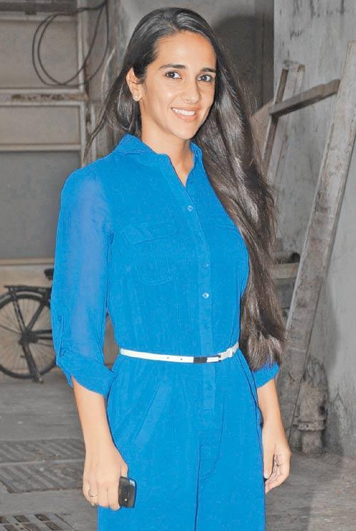 Tara Sharma Support World No Tobacco Day