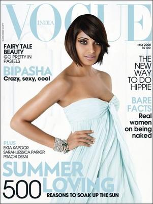 Bipasha Basu Vogue Magazine Still