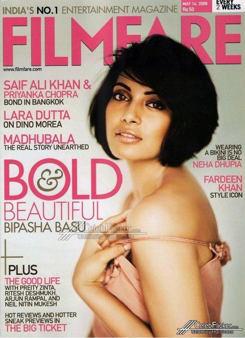 Bold Bipasha Basu Magazine Pic