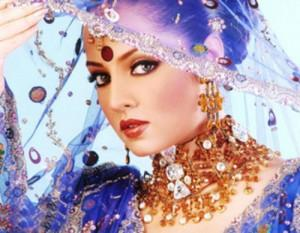 Celina Jaitley Bridal Look Beauty Still