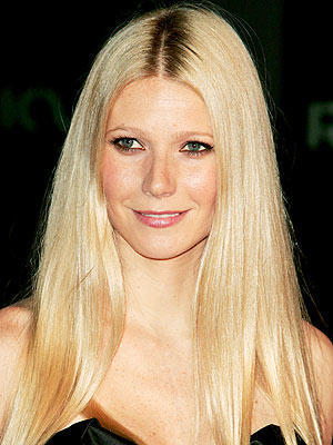 Gwyneth Paltrow Shiny Face Beauty Still