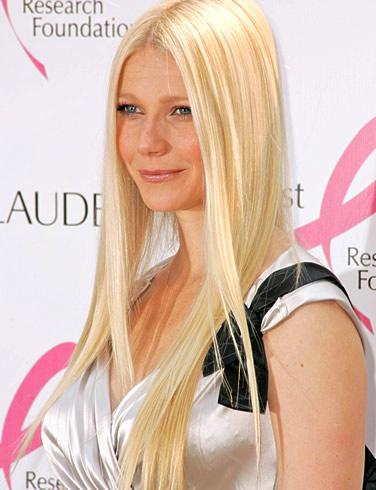 Gwyneth Paltrow Silky Hair Shiny Face Still