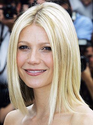 Gwyneth Paltrow Sweet Smile Public Photo