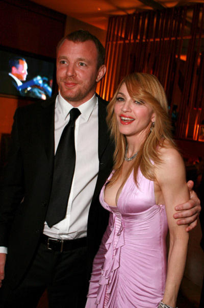 Guy Ritchie and Madonna Latest Pic