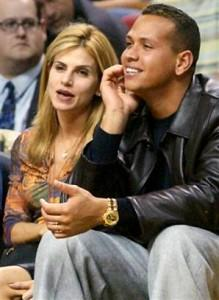 Madonna and Alex Rodriguez Pic