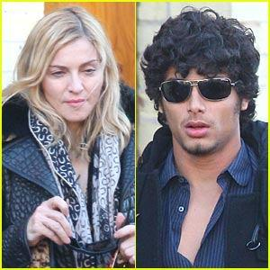 Madonna and Jesus Luz Nice Look Pic