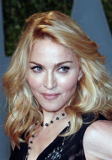 Madonna Glamour Face Still