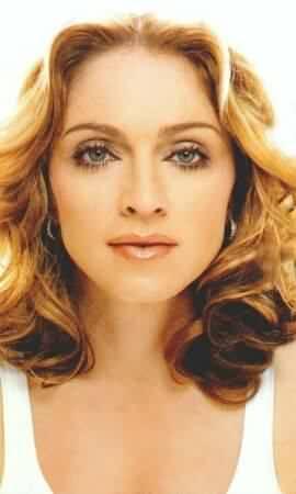 Madonna Hot Sexy Stunning Face Still