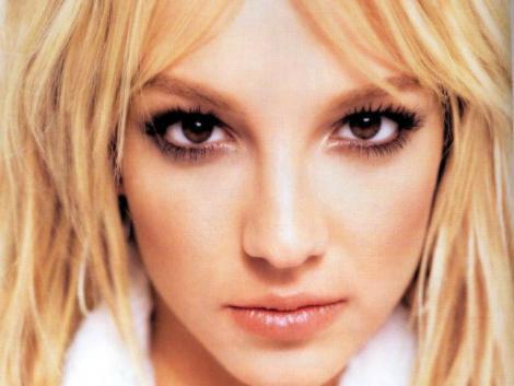 Britney Spears Hot Beautiful Eyes Look Still