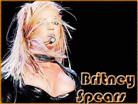 Britney Spears Rocking and Sexy Wallpaper