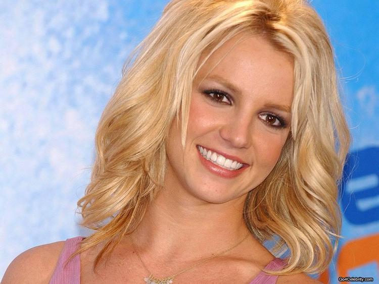 Britney Spears Sweet Smile Still