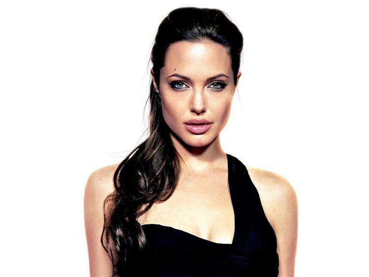 Angelina Jolie Glamour Still