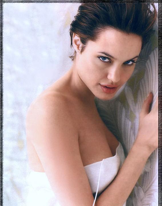 Angelina Jolie Latest Spicy Look Still