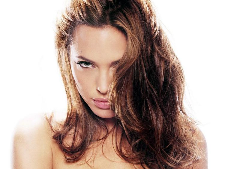 Angelina Jolie  Sexiest Pic