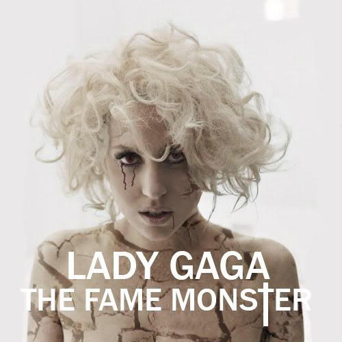 Lady Gaga Ugly Pose Photo Shoot