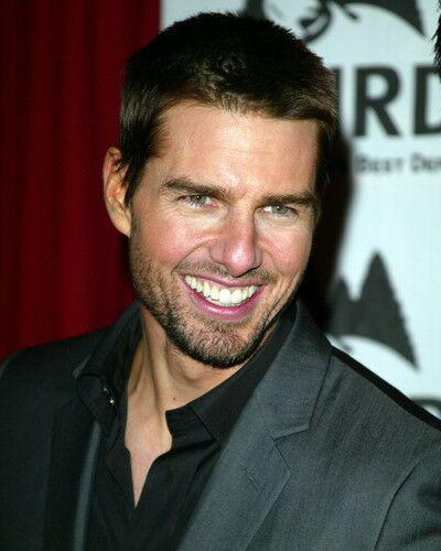 Smiling Tom Cruise Nice Stills