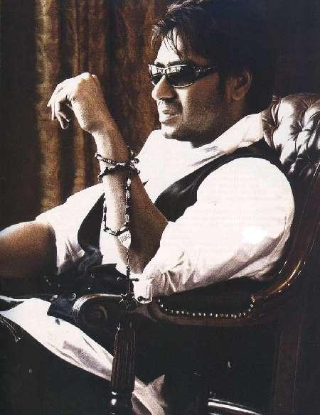 Bollywood Star Ajay Devgan Pic