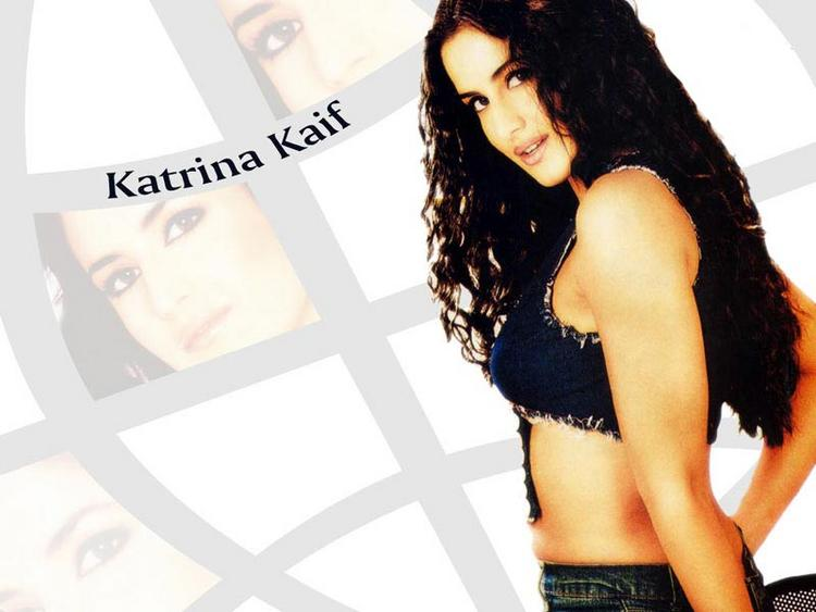 Katrina Kaif Bold Look Wallpaper