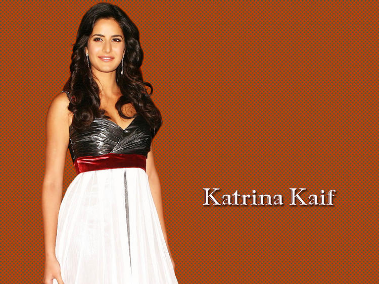 Katrina Kaif Gorgeous Face Look Wallpaper