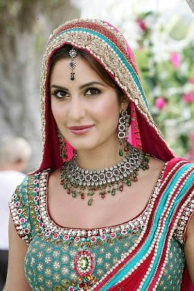 Katrina Kaif Looking Beautiful In Bridal Dress
