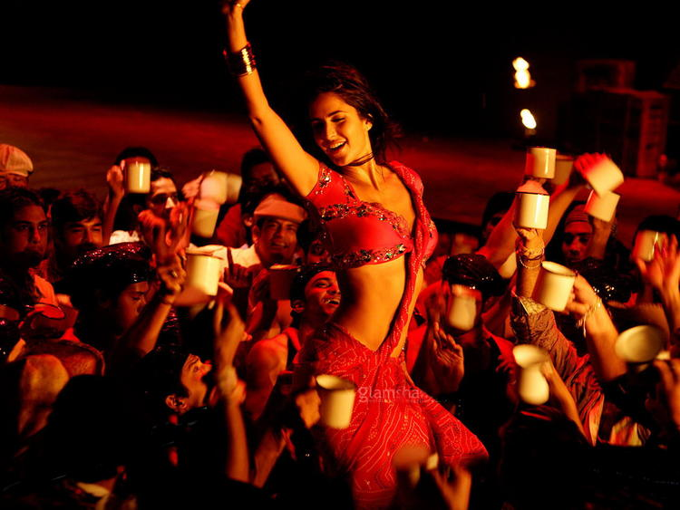 Katrina Kaif Sexy Item Song Dance Still