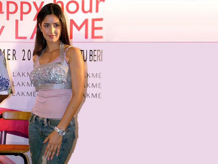 Katrina Kaif Stylist Pic With Pink Tops and Jeans