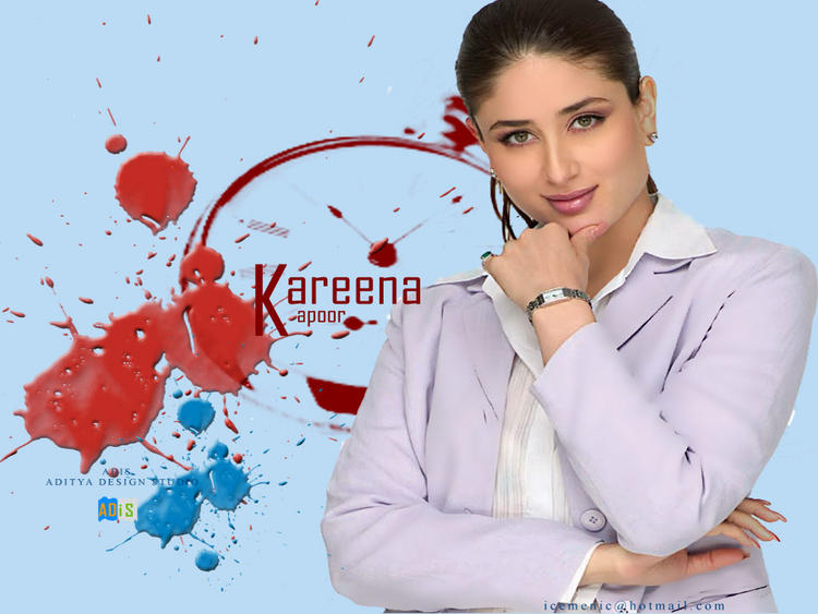 Stylist Kareena Kapoor wallpaper