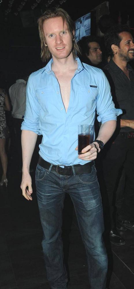 Alex O Neil Smart And Nice Look Stills
