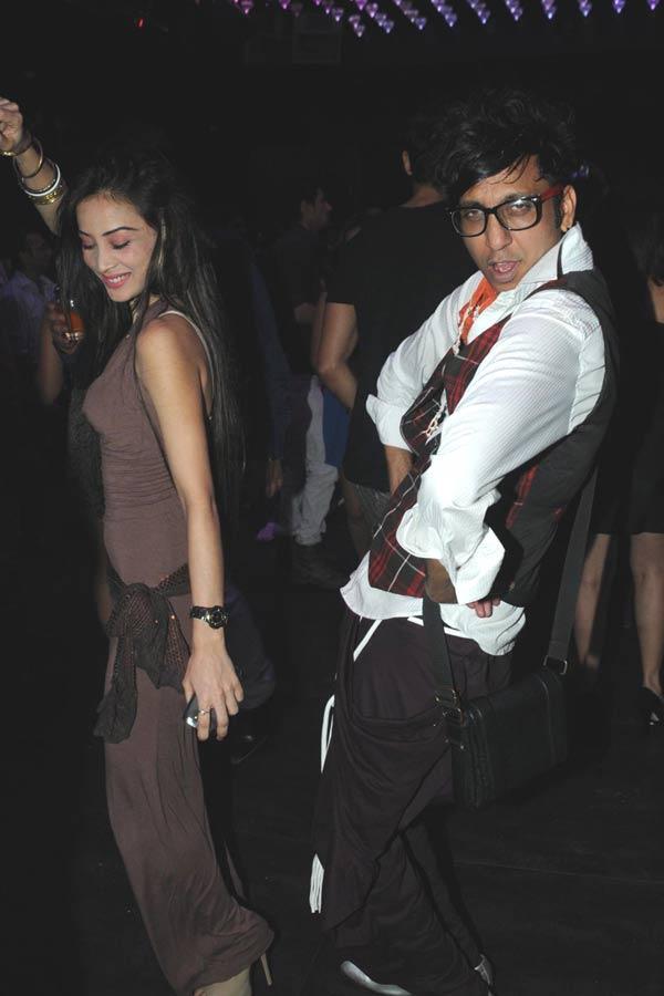 Designer Rehan Cool Dancing Pic