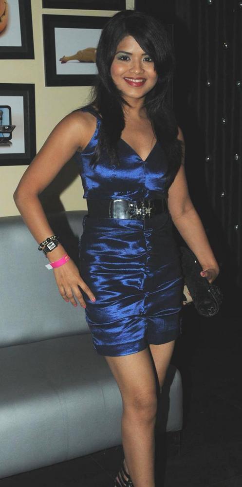 Rashmi Short Dress Stylist Pic