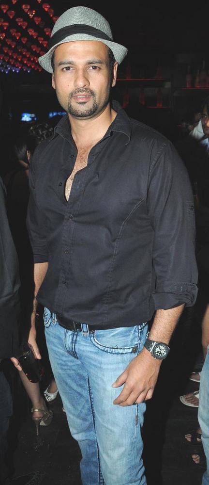 Rohit Roy Glamour Look Stills