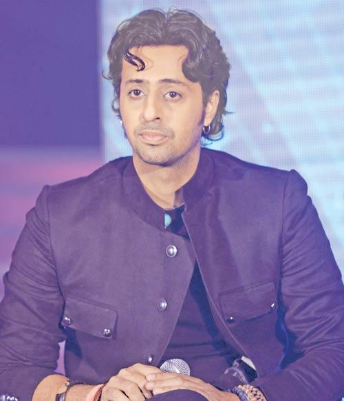 Salim Merchant Is Deep In Thought