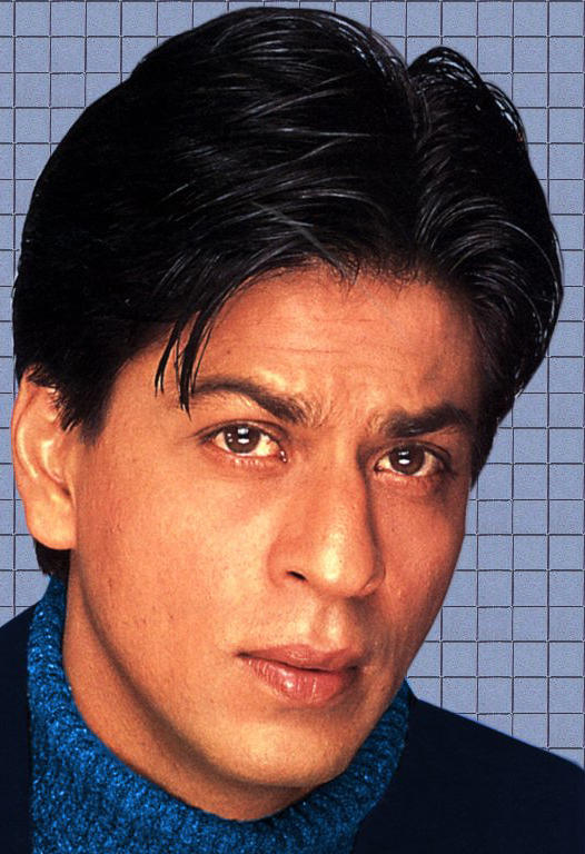 Shahrukh Khan Sizzling Face Look Wallpaper