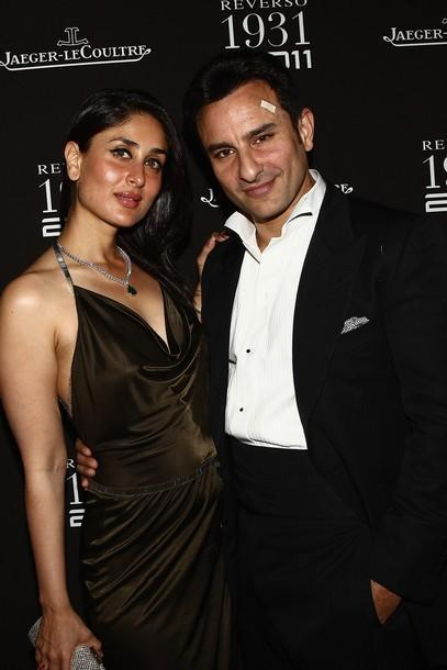 Kareena With Saif Simple Pic