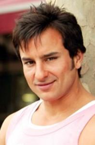 Saif Ali Khan Cute Face Look Photo