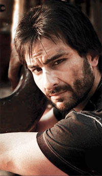 Saif Ali Khan Hot Look Pic